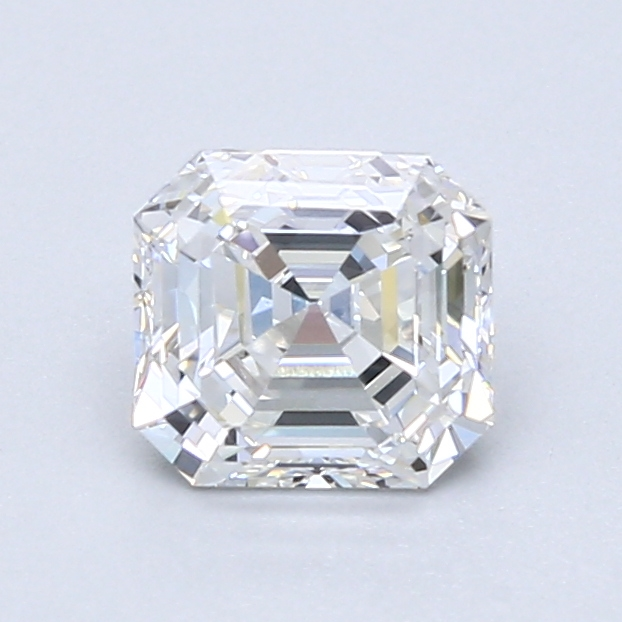 1.07 ct Asscher Cut Diamond : E / VVS1