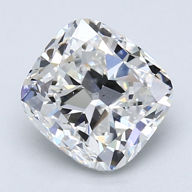 2.00 ct Cushion Cut Diamond : F / VS2