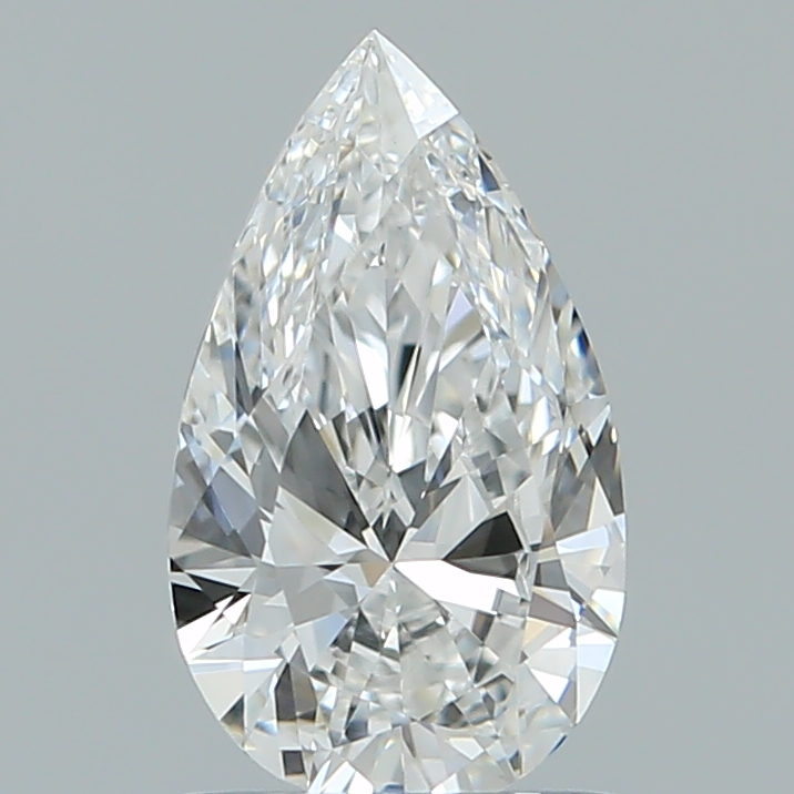 1.00 ct Pear Shape Diamond : E / VS1