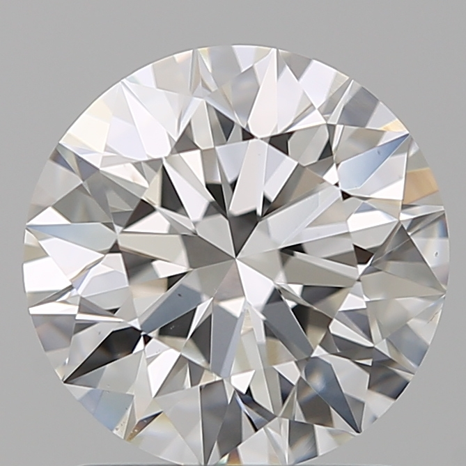 1.51 ct Round Diamond : G / VS2