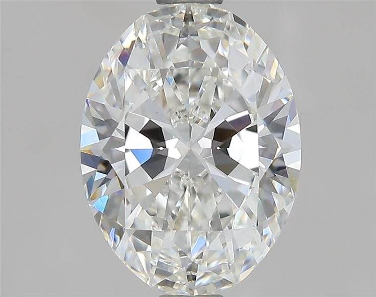 1.51 ct Oval Diamond : G / VS2
