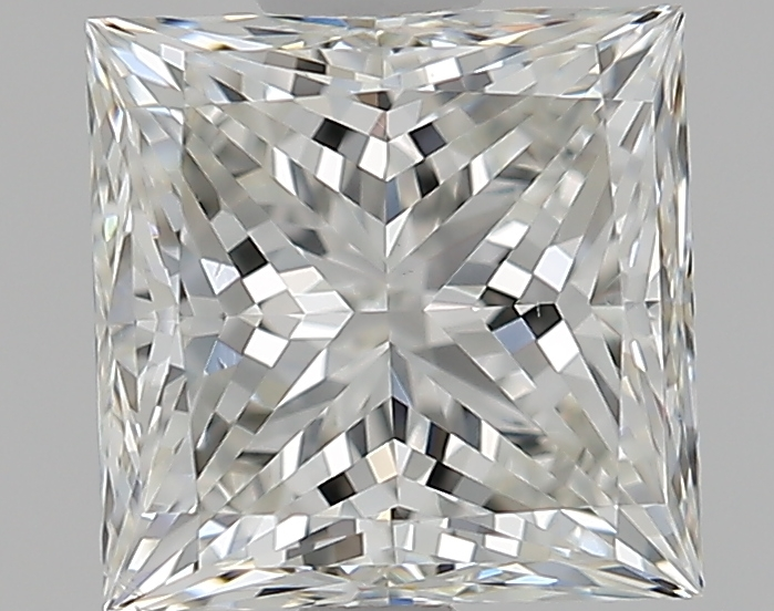 1.60 ct Princess Cut Diamond : H / VS2