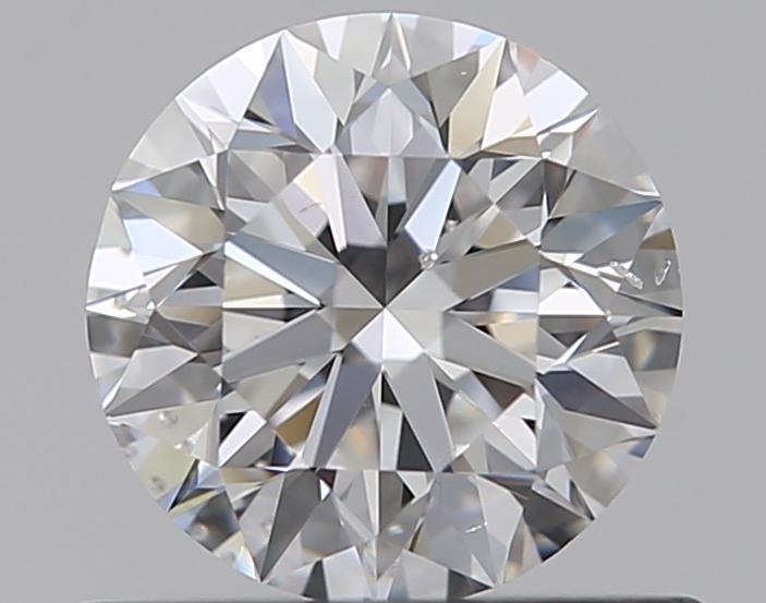 0.53 ct Round Diamond : D / SI2