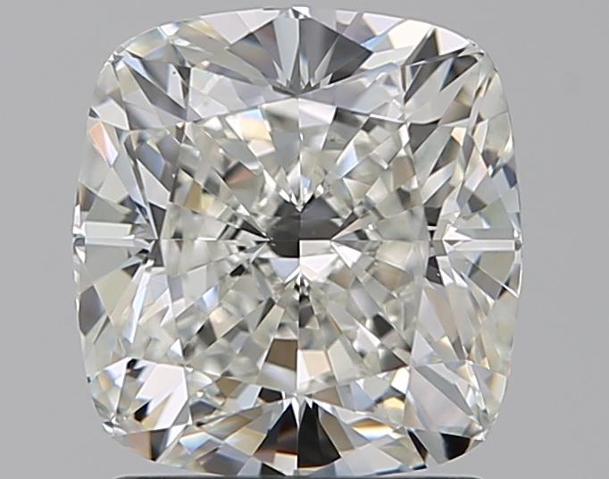 1.70 ct Cushion Cut Diamond : I / VS2