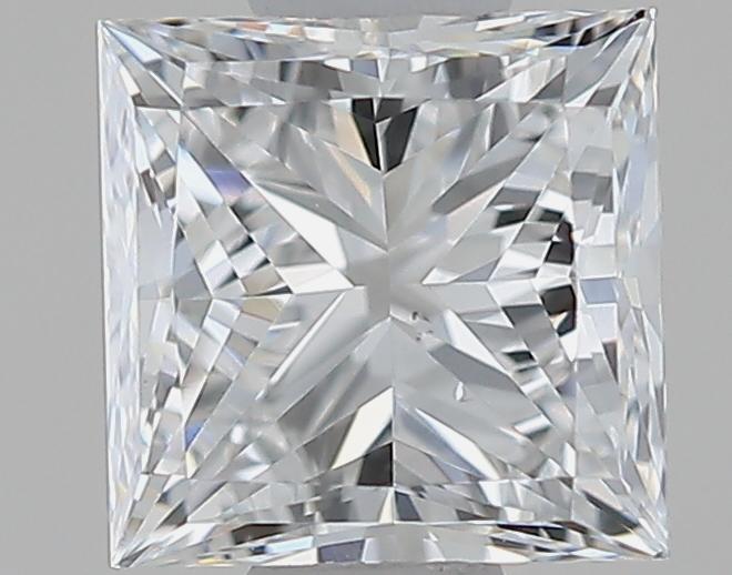 0.51 ct Princess Cut Diamond : F / VS2