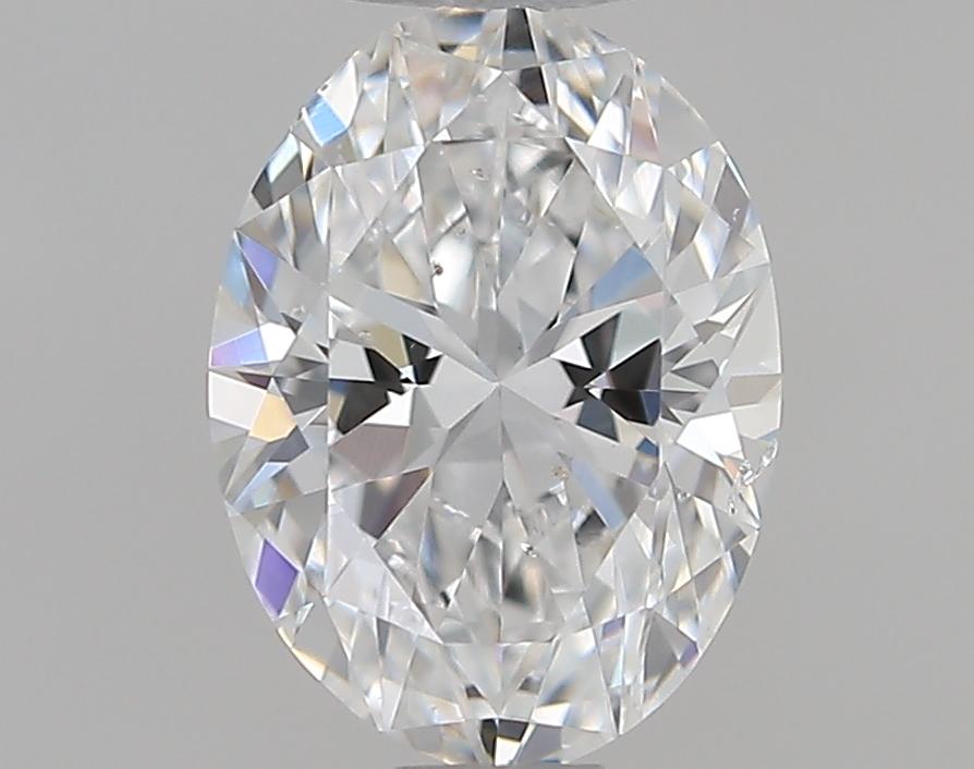 0.50 ct Oval Diamond : E / SI1