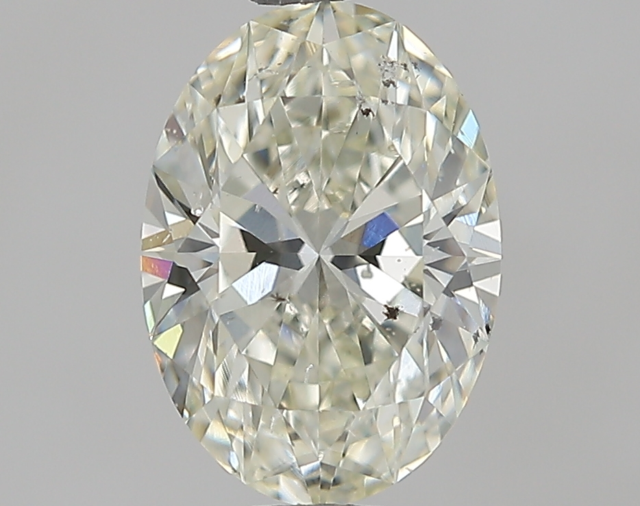 1.30 ct Oval Diamond : L / SI2
