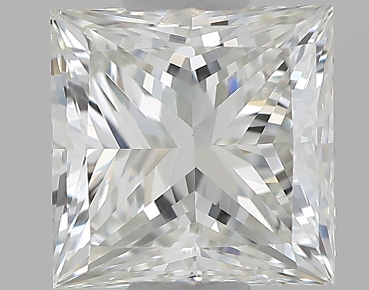 0.50 ct Princess Cut Diamond : J / SI2