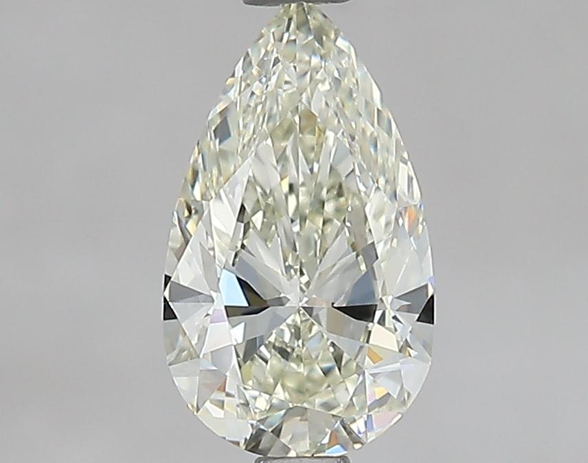 1.00 ct Pear Shape Diamond : L / VS2