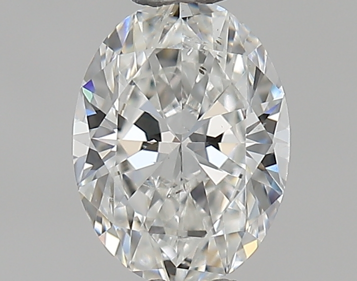 0.50 ct Oval Diamond : G / SI1