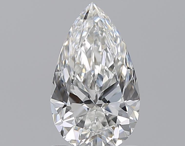 1.01 ct Pear Shape Diamond : F / VS2
