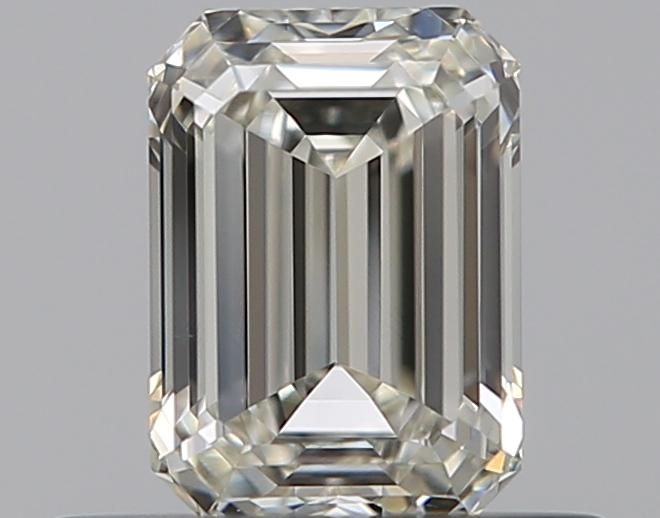 0.43 ct Emerald Cut Diamond : J / VS1