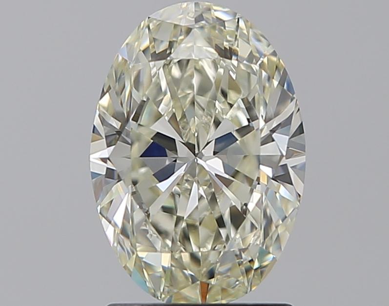 1.51 ct Oval Diamond : M / VS2