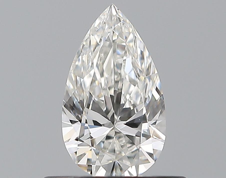 0.37 ct Pear Shape Diamond : G / VVS2