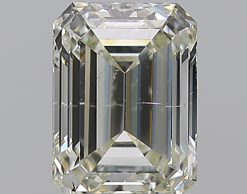 1.60 ct Emerald Cut Diamond : L / SI2