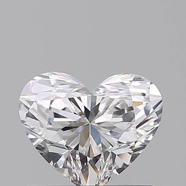 0.60 ct Heart Shape Diamond : D / VS1