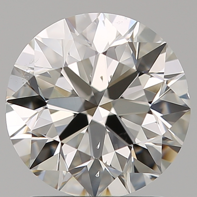 1.50 ct Round Diamond : H / SI1