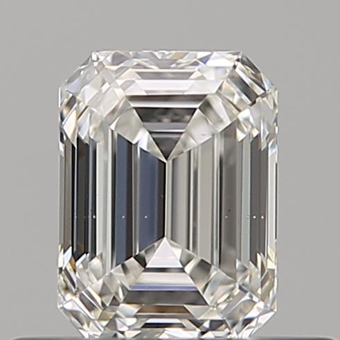 0.40 ct Emerald Cut Diamond : G / VS2