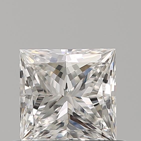 0.46 ct Princess Cut Diamond : F / VVS2
