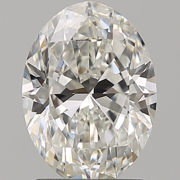 1.60 ct Oval Diamond : G / VS1