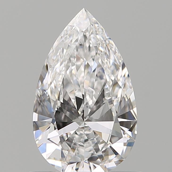 0.70 ct Pear Shape Diamond : D / VS2