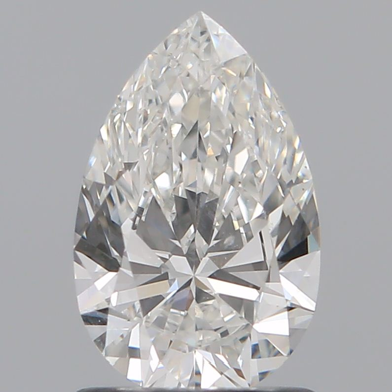 0.91 ct Pear Shape Diamond : G / VVS2