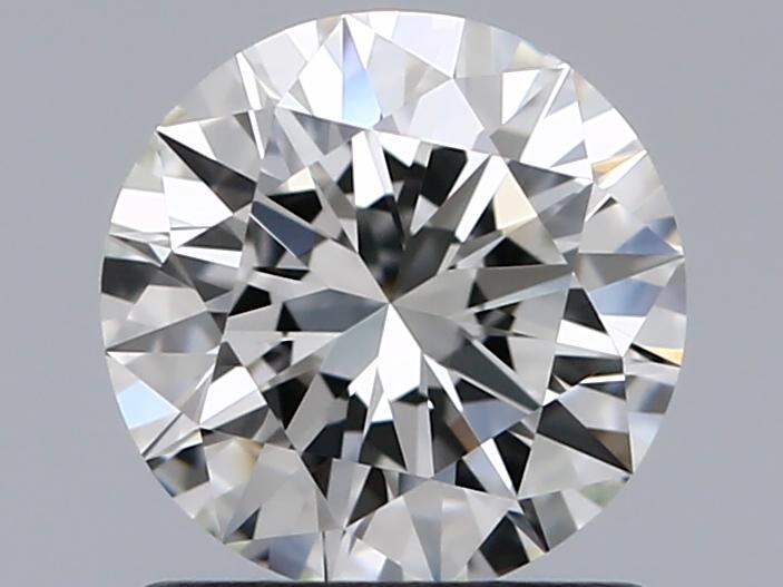 0.90 ct Round Diamond : I / VVS1