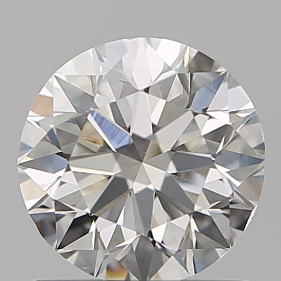 0.90 ct Round Diamond : H / VS2