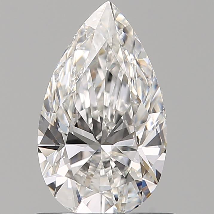 0.80 ct Pear Shape Diamond : E / VVS1