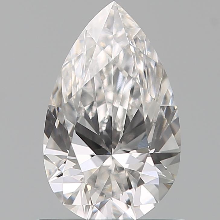 0.75 ct Pear Shape Diamond : F / VS1