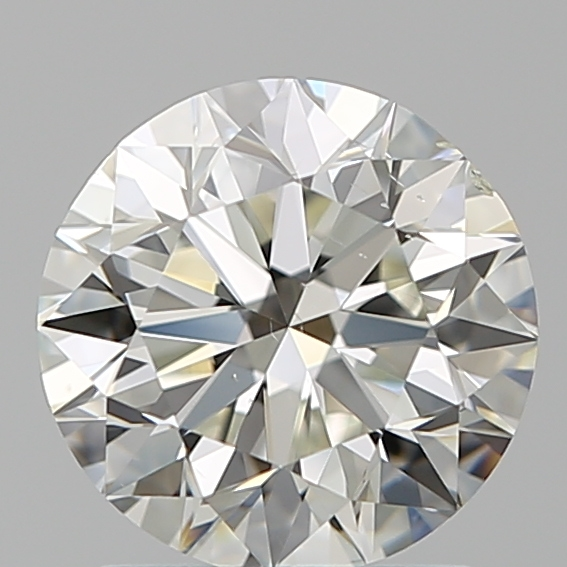 1.41 ct Round Diamond : J / SI1