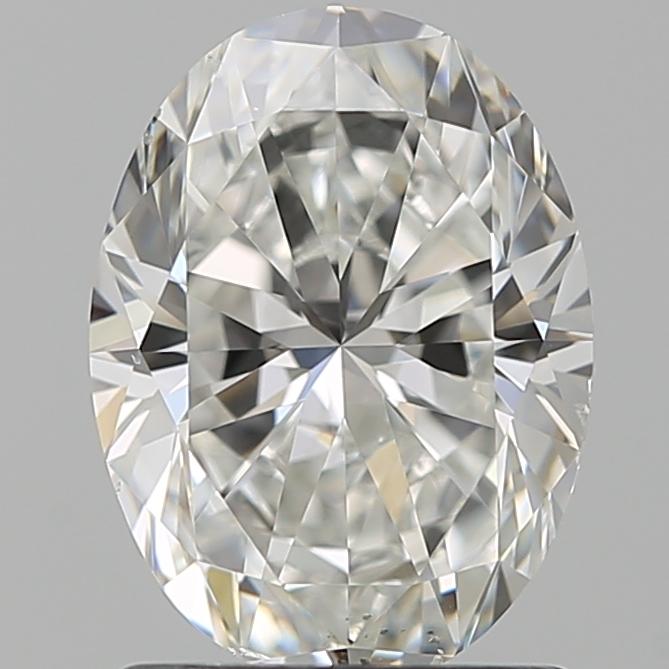 1.20 ct Oval Diamond : F / SI1