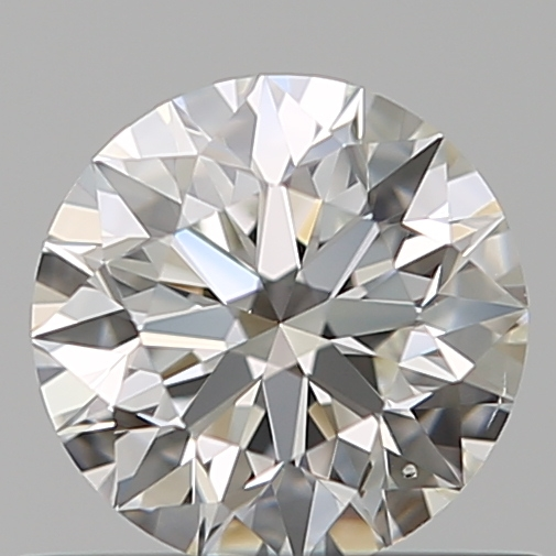 0.50 ct Round Diamond : H / SI1