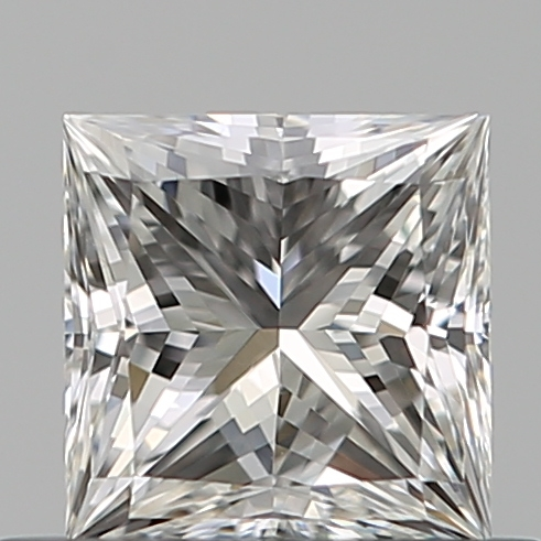 0.45 ct Princess Cut Diamond : F / VVS2