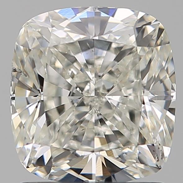 1.51 ct Cushion Cut Diamond : I / SI1