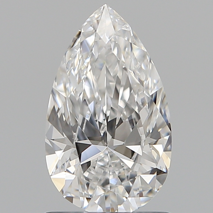 1.00 ct Pear Shape Diamond : E / VS1