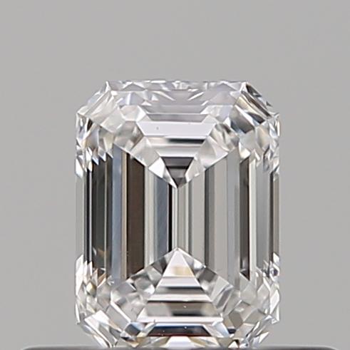 0.34 ct Emerald Cut Diamond : D / VS1