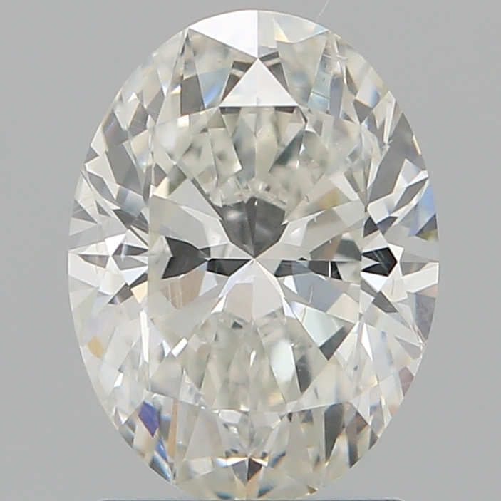 1.51 ct Oval Diamond : I / SI1