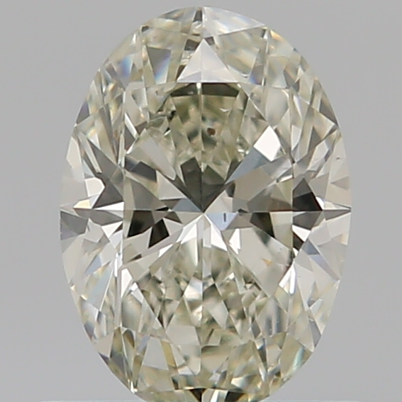 0.60 ct Oval Diamond : K / SI1
