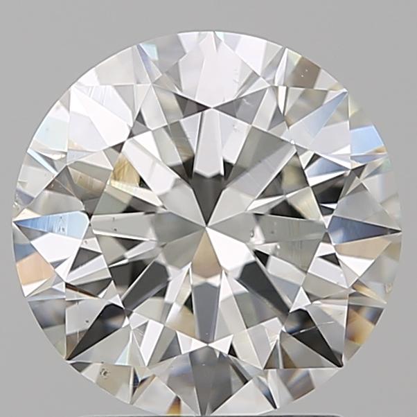 2.01 ct Round Diamond : I / SI1
