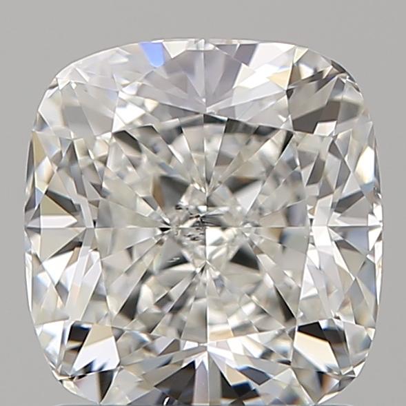 1.51 ct Cushion Cut Diamond : G / SI2