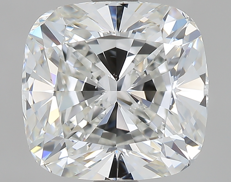 2.51 ct Cushion Cut Diamond : G / VS2