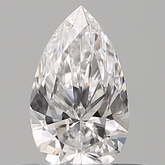 0.38 ct Pear Shape Diamond : D / VS1
