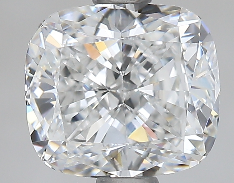1.29 ct Cushion Cut Diamond : F / VS2