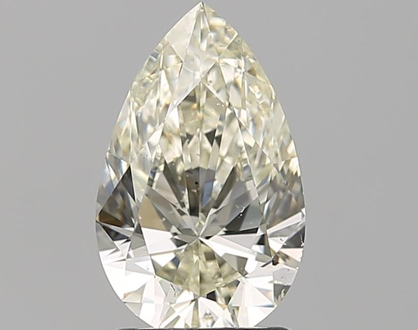 1.60 ct Pear Shape Diamond : M / VS2