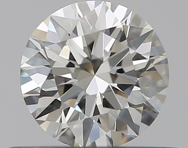 0.37 ct Round Diamond : I / VVS1