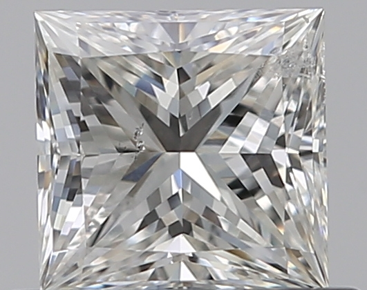 0.50 ct Princess Cut Diamond : G / SI2