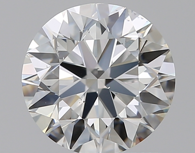 0.90 ct Round Diamond : G / VS2