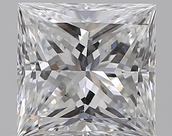 0.70 ct Princess Cut Diamond : D / VS2