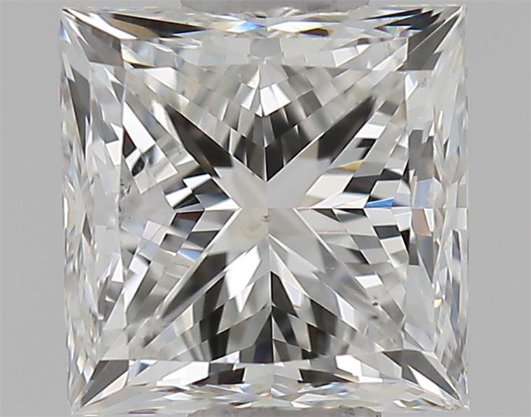 0.80 ct Princess Cut Diamond : H / SI1